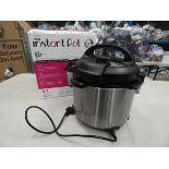 (TN97) Boxed Instant Pot multi-use pressure cooker