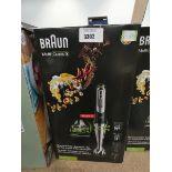 (TN30) Boxed Braun Multi Quick 9 hand whisker