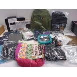 LCNC & Three Peak backpacks, laptop & iPad sleeves, shopping bags and other storage bags