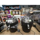 (TN23/24) 2 unboxed Philips juicers