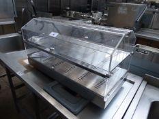 (TN17) 80cm RM Gastro 2 tier ambient display