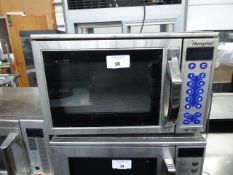 (TN10) 50cm Merrychef MD1800 microwave oven