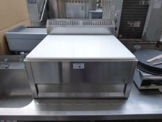 65cm RM Gastro bench top prep station