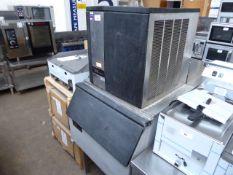 78cm Ice-O-Matic ice machine with large ice dump