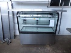 (TN8)120cm Blizzard Model Ez-DC370 refrigerated display cabinet with rear facing sliding doors