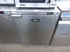 60cm Foster HR150 under counter single door fridge