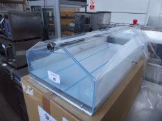 80cm RM Gastro VEN-810 ambient display case