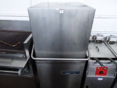 (51) 61cm Maidaid C1011 lift top pass through dishwasher