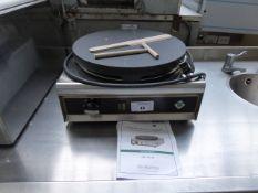 40cm RM Gastro CRE crepe maker