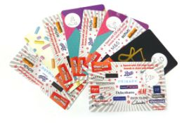 One 4 all (x9) - Total face value £136