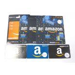 Amazon (x8) - Total face value £220