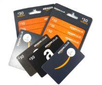 Amazon (x6) - Total face value £180