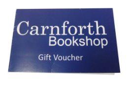 Carnforth Bookshop (x1) - Total face value £10