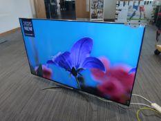 R115 - 65'' LG 4K Nano Cell TV model no: 65NANO866NA include box no: B13