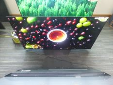 R24 - 55'' LG OLED 4K UHD TV model: OLED55B9PLA to include box number B102