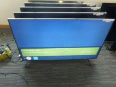 R52 - 58'' Samsung 4K UHD TV model: 58TU7110K to include box no. B128