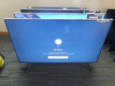R53 - 58'' Samsung 4K UHD TV model: 58TU7110K to include box no. B129