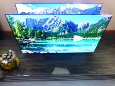 R25 - 55'' LG OLED 4K UHD TV model: OLED55B9PLA including box no. B103