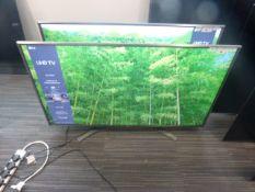 R6, 50'' LG 4K UHD TV, model 50UN81006LB with Box B85