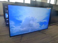 R48 - 43'' Sony 4K TV model no: KD-43XH8196 include box no: B124