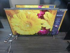 R26, 55'' LG 4K UHD TV NanoCell, model 55NANO906NA, to include box no. B104