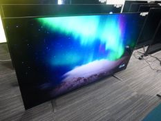 R118, 65'' Sony OLED 4K UHD TV, model KD-65A8, to include box no. B15