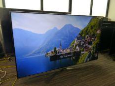 R59 - LG 65'' 4K UHD TV model no: 65UN81006LB include box no: B5