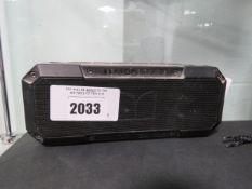 Monster Adventurer bluetooth speaker model 191304