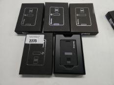 Five Bloomberg B-Unit Devices