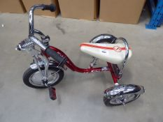Schwinn three wheel tricycle with another tricycle for parts only