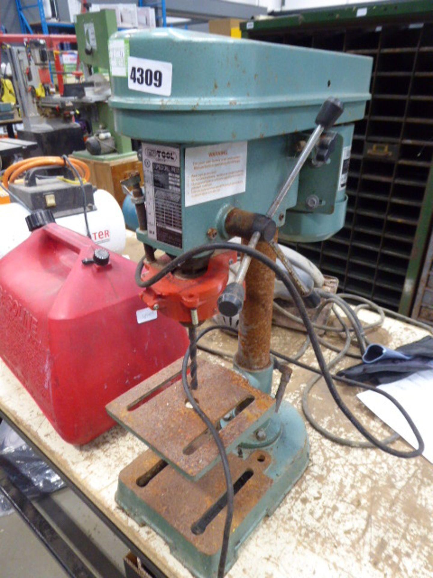Newtool small bench drill