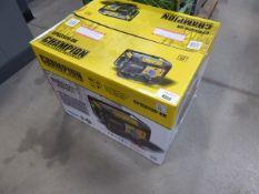 Box Champion petrol powered generator