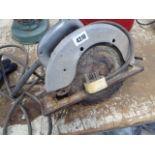 (125) Black & Decker vintage heavy duty circular saw