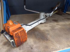 Stihl FS420 petrol powered strimmer