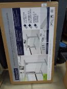 A box Tresanti rise and fall desk