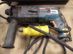 Bosch UBH SDS 110v drill
