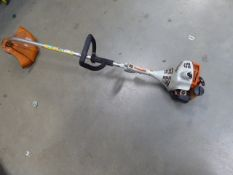 Stihl FS38 petrol powered bench shaft strimmer