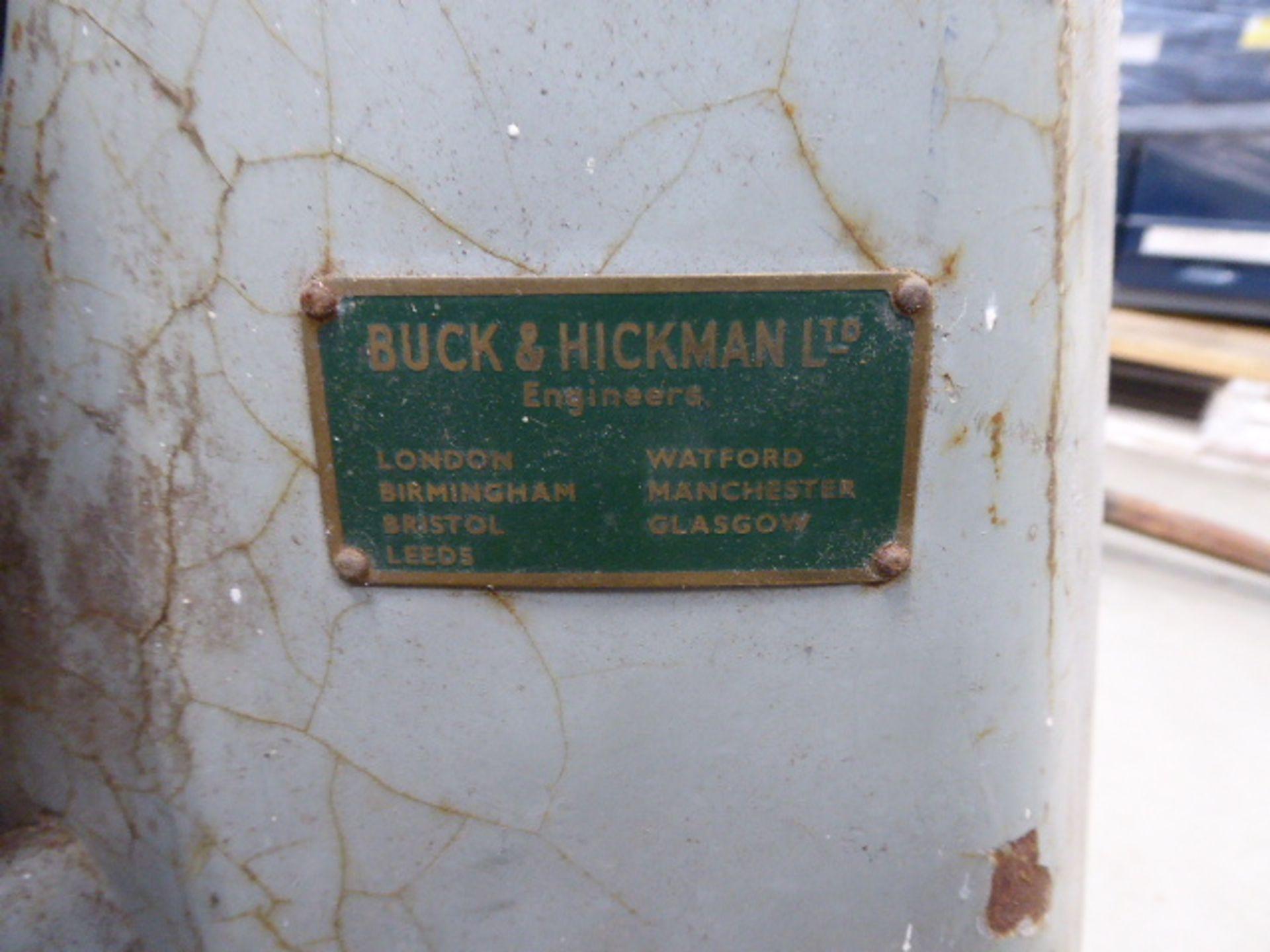 Buck & Hickman press - Image 2 of 2