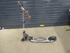 Razor electric scooter, no charger