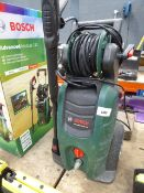 Bosch Advance Aquatech 140 unboxed pressure washer