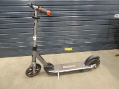 A Razor electric scooter (no charger)