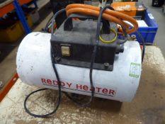 Calor gas workshop heater