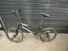 Black BMX