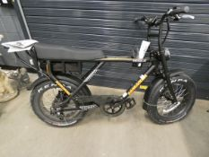 Barracuda Rogue electric bike