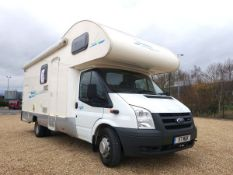 Ford Transit 350, Katamarano 5 Motorhome by Rimor, 6 berth, Right hand drive, Manual gear box,