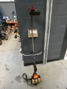 Echo bent shaft petrol powered strimmer