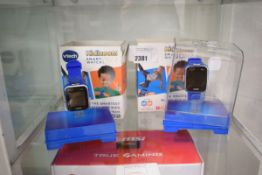 2 VTech Kidizoom DX2 smart watches with boxes