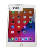 iPad Mini 4 128GB Gold tablet (A1538)