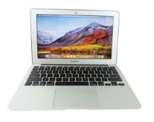 MacBook Air 13'' with 1.6GHz Core i5, 2GB RAM, 64GB SSD laptop (A1370)