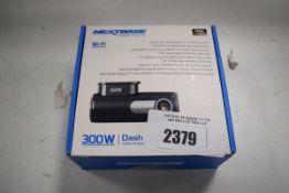 Nextbase wifi 300W dashcam with box